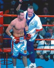 MICKY WARD & DICKIE EKLUND 8X10 PHOTO BOXING PICTURE