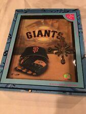 San Francisco Giants MLB Sports Wall Clock Quartz BRAND NEW