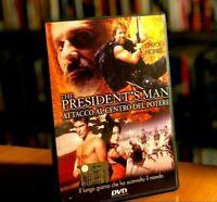 THE PRESIDENT'S MAN ATTACCO AL CENTRO DEL POTERE (2002) DVD COME NUOVO