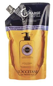L'Occitane Shea Lavender Hands and Body Liquid Soap Refill *500 ml/NEW*