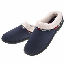 Men's Memory Foam Comfortable Slippers Fuzzy Fleece Lining House Shoes