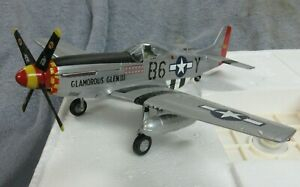 Armour Franklin Mint DEEB11 8589, P51 Mustang, Chuck Yeager's Glamorous Glen III