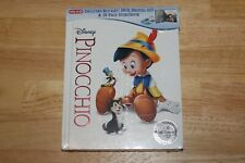 Pinocchio The Signature Collection Target Exclusive Digibook Blu-ray/Dvd/Digital