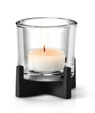 BLOMUS Windlicht NERO klein Kerzenhalter Kerzenständer Kerzenleuchter 65550