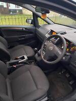 Spares or repair Vauxhall zafira 1.6 petrol ,drives ,long mot