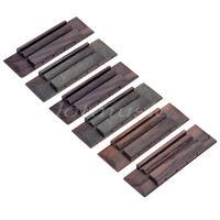 6pcs Ukulele Bridge For 4 String Ukulele Guitar Parts Replacement