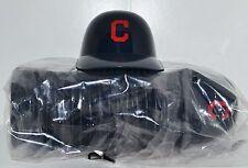 Lot of (20) CLEVELAND INDIANS Ice Cream SUNDAE HELMETS New Baseball Mini Bowl