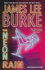 The Neon Rain: A Dave Robicheaux Novel-ExLibrary