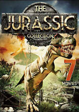 The Jurassic Collection: 7 Movies (DVD, 2015, 2-Disc Set) Good Horror Films