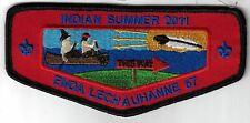 OA 57 Enda Lechauhanne 2011 Indian Summer Flap BLK Bdr. GPC, PA [MX-207]