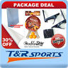 PACKAGE DEAL-DOUBLE STAR TABLE TENNIS RACKETS&BALLS+NET+WATER PROOF COVER