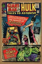 Tales to Astonish #66 - The Menace of Madam Macabre! - 1965 (Grade 2.0) Wh