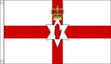 RED HAND of ULSTER FLAG 5' x 3' Northern Ireland Irish