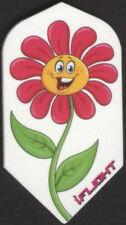 A Happy Flower Slim Dart Flights: 3 per set