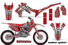 Honda CRF 450R Graphic MX Kit AMR Racing # Plate Decal Sticker Part 13-14 WM WR