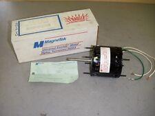 MagneTek 396 Electric Motor 1/20-HP 1-PH 1450-RPM 208-230V Source1 0242178900