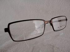 Kata Timber 2 / K196 in Walnut Titanium 55X18 135mm Frames Eyeglass Eyewear