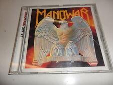 CD Manowar-BATTLE HYMNS