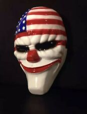 GAME PAYDAY 2 THE HEIST DALLAS MASK HALLOWEEN COSTUME PARTY HORROR PROP