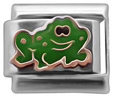 Ciondoli di lusso verde colore fantasia