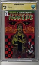 Tales from the Darkside # 2 CBCS 9.8 White Pages SS Gabriel Rodriguez