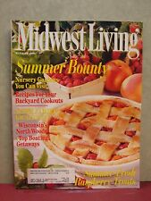 Midwest Living Magazine, Summer Bounty, Aug. 1994 (JBE)