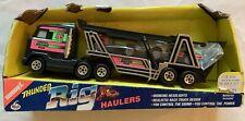 Buddy L Thunder Rig Haulers National Racing Team 1991
