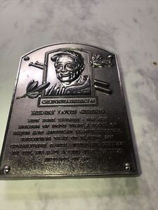LITTLE LEAGUE PIN HALL OF FAME LOU GEHRIG 4 INCH 3D