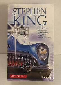 Stephen King New Audiobook Cassette  - From A Buick 8
