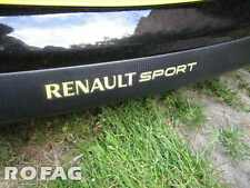 Renault Sport Clio 197 200 RS R.S. logo stickers decals RENAULT SPORT all color
