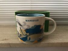New Starbucks MARSEILLE You Are Here Collection YAH City Mug France Europe 2017