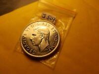 Canada 1946 Gem Perfect Silver Dollar ID#J507.