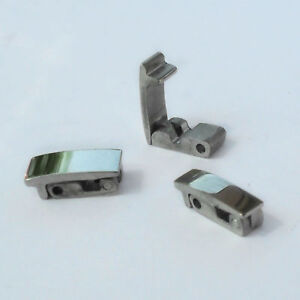 Fold Over Watch Bracelet Clasp Replacement Catch Stainless Steel Gate Fastener