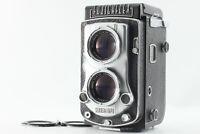 【Near Mint】 FUJI FUJICAFLEX TLR Film Camera Fujinar 8.9cm F2.8 From Japan #2056
