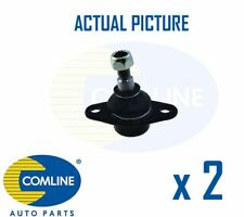 2 x NEW COMLINE FRONT OUTER SUSPENSION BALL JOINT PAIR OE QUALITY CBJ7038
