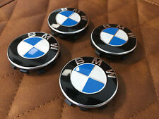 4x NEU Original BMW Nabendeckel 55mm Klein 1er 3er 5er 6er 7er X1 X3 X5 6850834