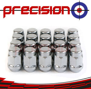 20 Wheel Nuts for Lexus CT Aftermarket Alloys