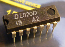 10x dl020d DUAL 4-INPUT NAND GATE, HFO