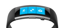 Microsoft Band 2 Smart Watch with Charger in original packaging, Size Large 1721