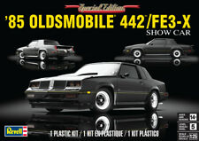 Revell Monogram 4446 1985 Oldsmobile 442/FE3-X Show Car plastic model kit 1/25
