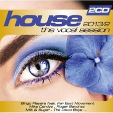 House: Vocal Session - House: Vocal Session 2013/2 [New CD] Holland - Impo