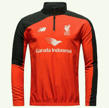 New Balance Herren Jacke Jacket Trainingsjacke Gr.S Liverpool FC Anorak 85465