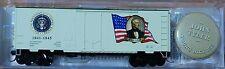Micro-Trains Line #07400110 John Tyler (Presidential Car) 40' Standard Boxcar