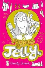 Turning to Jelly, Guard, Candy, New Book