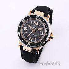 New Guess Collection Men Swiss Made Gc-3 AquaSport Watch X79002G2S $700