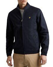 Lyle & Scott Harrington Jacket Mens Navy Coat XL