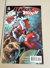 Harley Quinn #1 - Second (2nd) Print Variant by Clay Mann - DC Comics The New 52
