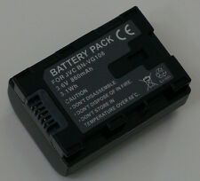 Decoded Battery BN-VG107U BN-VG108U JVC Everio GZ-HM30 GZ-E200BU GZ-E10 GZ-E265