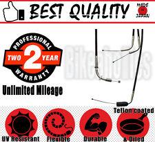 Premium Quality Throttle Cable Set- Suzuki GT 500 - 1976