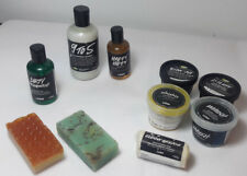 Lush Bundle: 10 items inc. Soap, Shower Gel/Jelly, Body Scrub, Cleansing Lotion